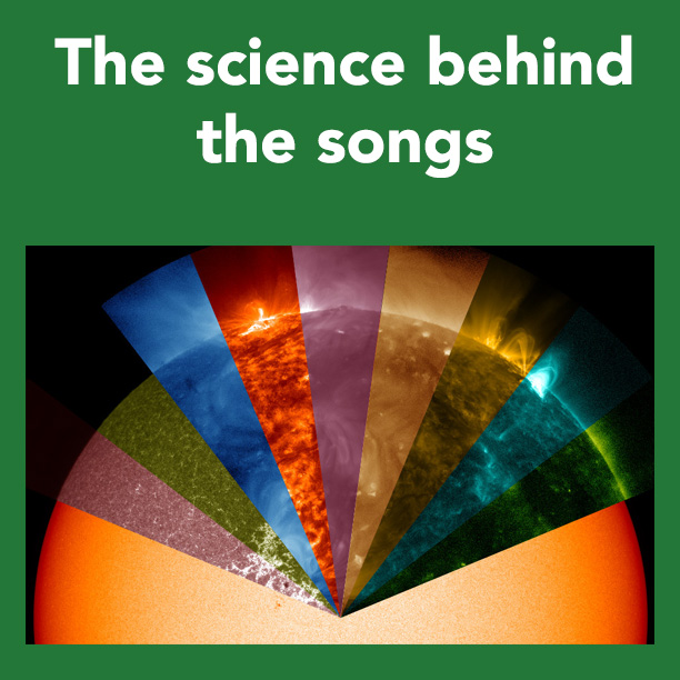 The science behind the songs